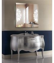 Зеркало для ванной с LED подсветкой София 40x40 см